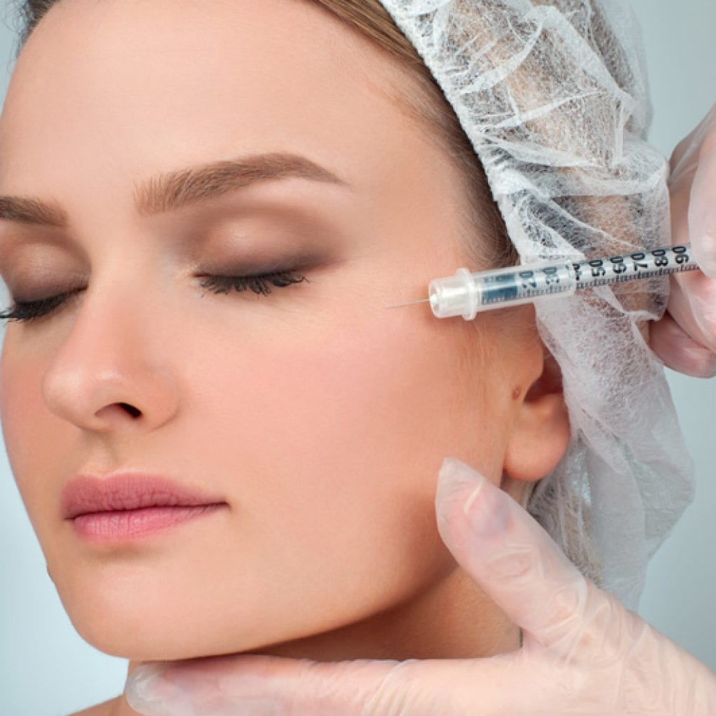 Facial Injections at Beauty Boost Med Spa in Orange County