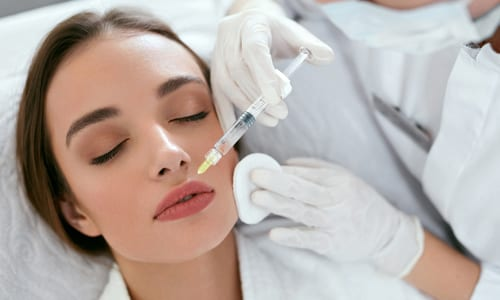 Lip Augmentation from Lip Fillers at Beauty Boost Med Spa