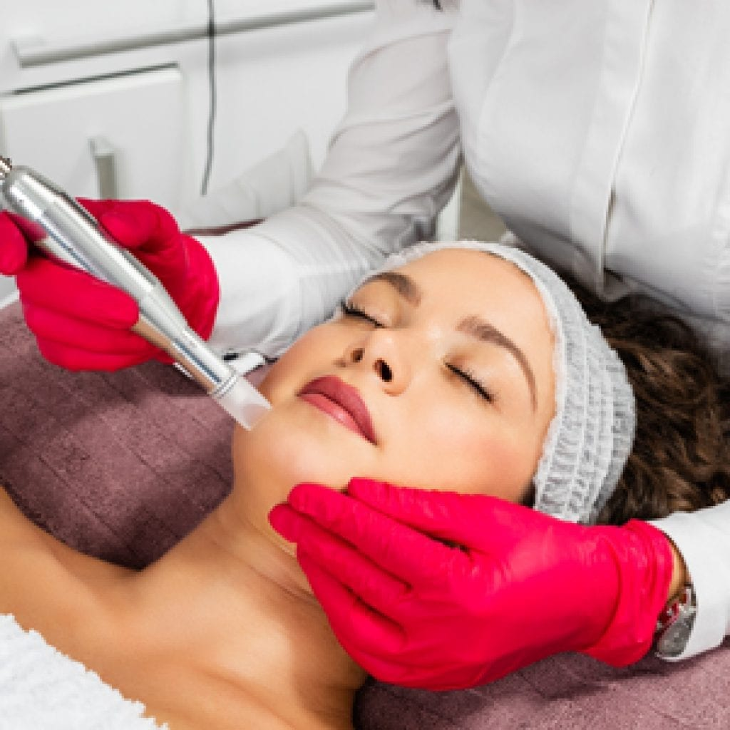 PRP Facial with Microneedling at Beauty Boost Med Spa