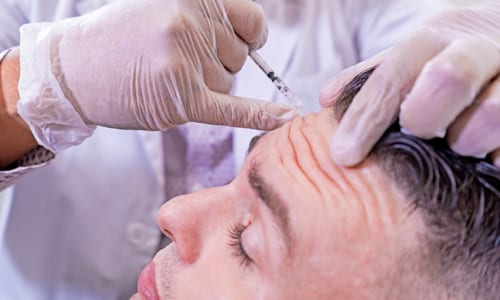 Botulinum Neurotoxin Botox at Beauty Boost Med Spa in Newport Beach